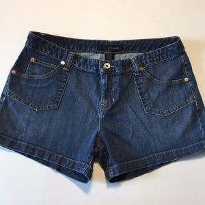 Calvin Klein Women's Jean Shorts